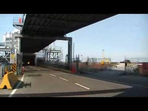 Tsawwassen Terminal, Ferry to Victoria - video 8