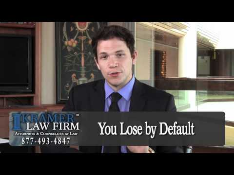 Orlando Divorce Attorney - What Happens if I Ignore Being Served Divorce Papers?