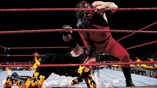 10 Times Kane Attempted Murder In WWE
