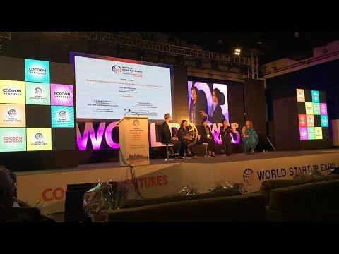 World Startup Expo 2016 Bangalore - Tyremarket.com