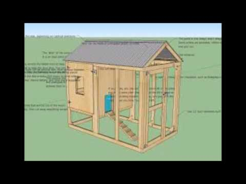 How Much To Build A Poultry House  - How To Build A Chicken Coop Step By Step