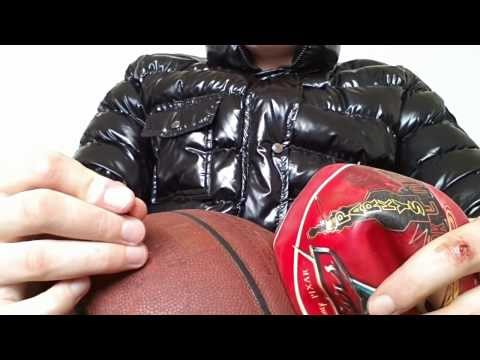 How to deflate balls without the pump needle ;*
