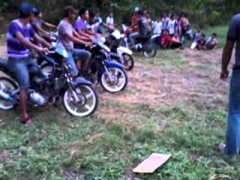 Moto cross lucu RANCAMAYA
