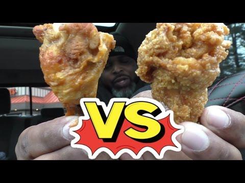 Hooters Wings VS Buffalo Wild Wings