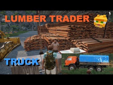 Tanoa Life RPG Timber Logging & Truck