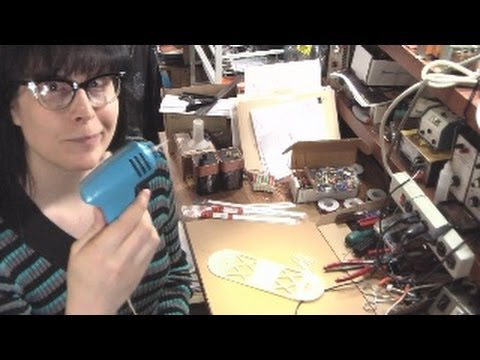 Ask Fran: Build Your Own Friction Welder!