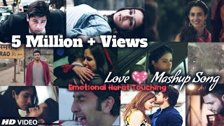 Love 💖 Mashup Song | Very Emotional | Heart 💔 Touching Song by Find Out Think