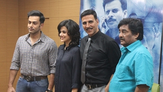 Akshay Kumar explains what Naam Shabana is all About