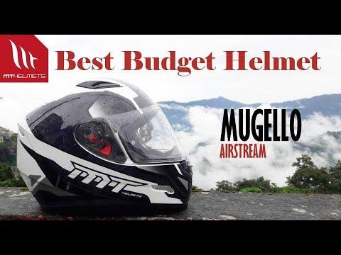 MT Mugello Airstream REVIEW | Best Budget Helmet | Good or Bad