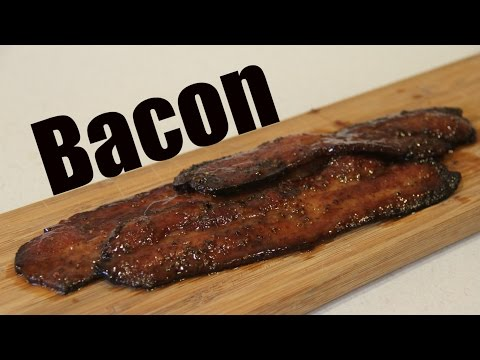 Double Smoked Candied Bacon