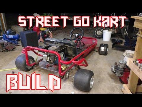 Street Go Kart Build Episode 1