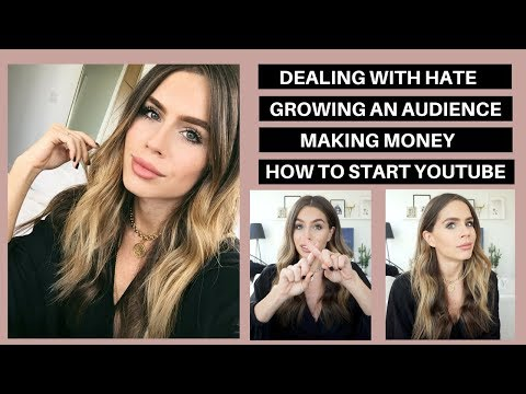 Q&A:  How to Grow a Youtube Channel and Make Money from It