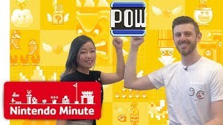 Super Mario Maker 2: Playing YOUR Levels Part 3 - Nintendo Minute