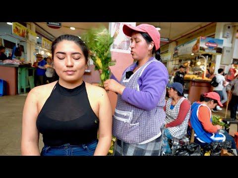 Xxx Mp4 ASMR Street Massage Amp Neck Cracking With Spiritual Cleansing Ritual Limpia Espiritual Pembersihan 3gp Sex