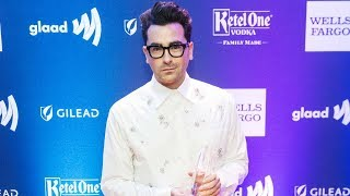 "Dan Levy reflects on creating Schitt's Creek, ""A place where everybody fits in."""