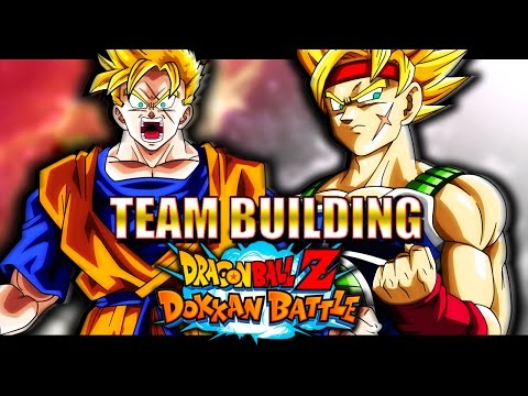 DOKKAN BATTLE: ▶Ways To Build Your Team◀ | Mono/Rainbow [GLOBAL]