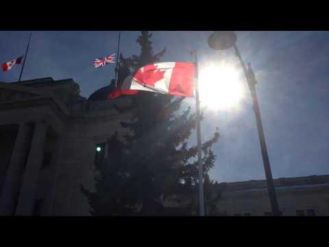 Sask Legislature marks the end of Canada's Afghan mission