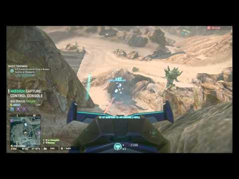 NC Reaver flying level = Noob