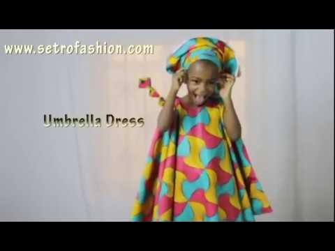 DIY: How To Cut An Umbrella Dress