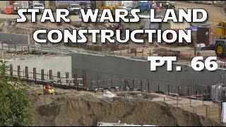 Star Wars Land  - We've got a concrete pool! - Pt. 66 | 01-15-17