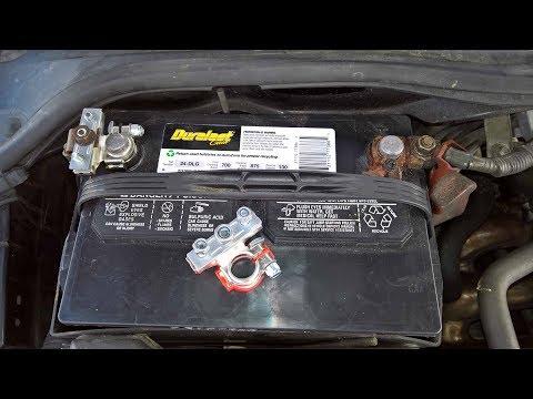 12V Positive Negative Battery Terminals Connectors Replacement Lexus IS