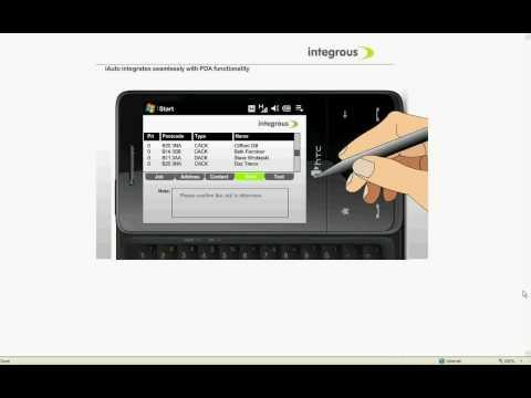 integrous PDA Effortless remote data management....