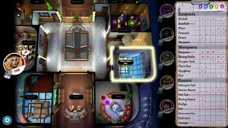 Cluedo: Board Game - Online Gameplay ( 6 Players )