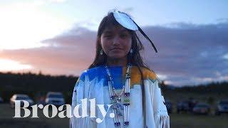 Inside an Apache Rite of Passage Into Womanhood