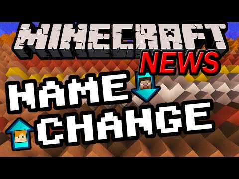 Minecraft News: Name Changing & New Launcher! How to Change Username, Mojang Account Free Feature