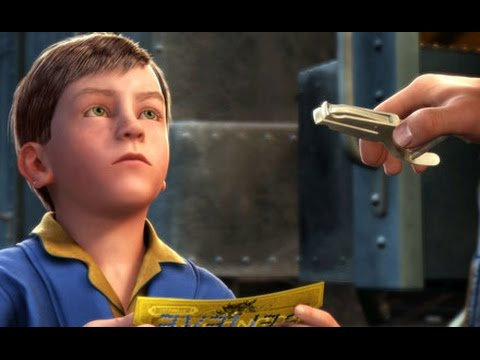 The Polar Express Full Game Movie All Cutscenes Cinematic
