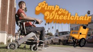 Pimp My Wheelchair feat. Zach Anner