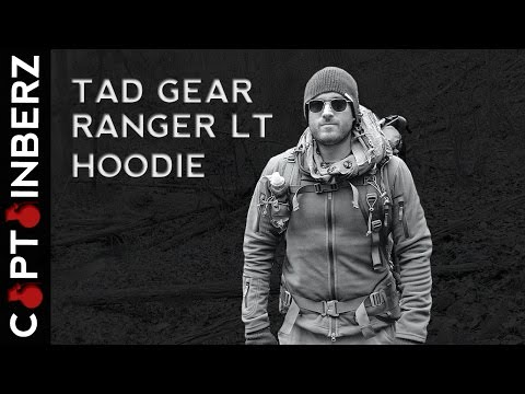 Ranger LT Hoodie by Triple Aught Design (TAD Gear)