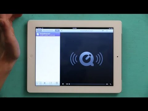 How to Copy a Folder From a MacBook to an iPad : iPad Tutorials
