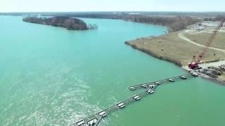 Detroit River - Boat Day