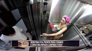 Sex in lift - Rede tv hot video - Redetv prank