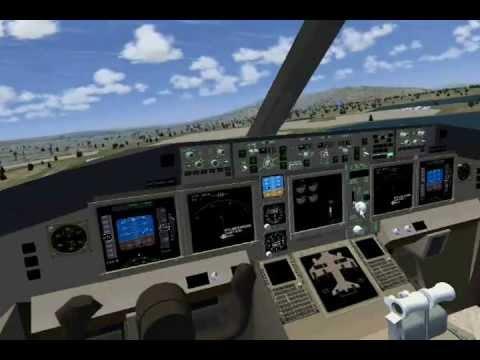 Free Flight Simulator