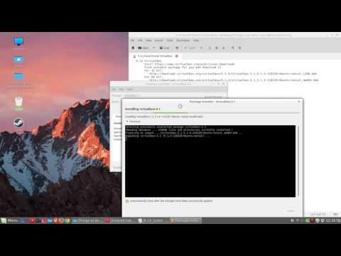 9.14. Install Oracle VirtualBox - Things to Do After Linux Mint 18 Installation