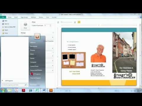 Adobe Acrobat X Tutorial: Using Adobe PDF Printer | K Alliance