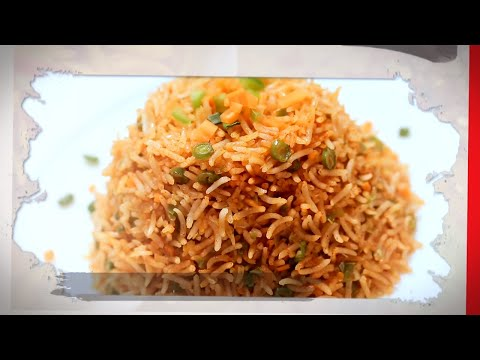 Schezwan Fried Rice | Veg Schezwan Fried Rice by Seema | Quick & Easy Chinese Recipe