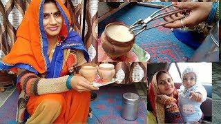 World's Best Tandoori Tea you have ever had तंदूरी चाय बनाने की आसान विधि दीवाने हो जाएंगे चाय के
