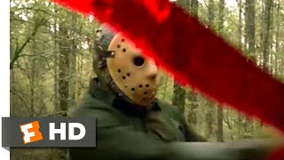 Friday the 13th VI: Jason Lives (1986) - Paintball Massacre Scene (3/10) | Movieclips