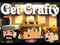 Get Crafty Minecraft Parody Of Daft Punk S Get Lucky Ft Phar