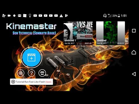 How To Download KineMaster for Android doesn't support ! VVS WEB Channel