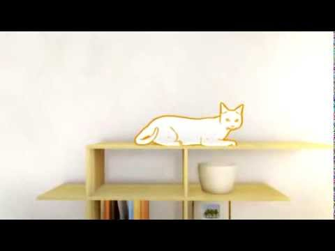 Relieve Cat Stress - Tip 6 Cats love to climb high
