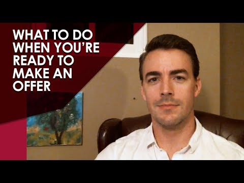 Illinois Real Estate | Ed Pluchar: What to do when you're ready to make an offer