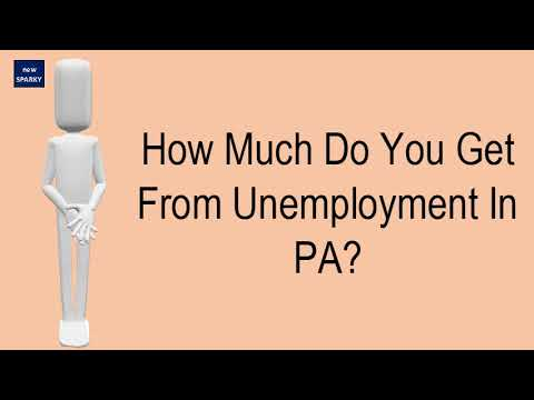 How Much Do You Get From Unemployment In PA?