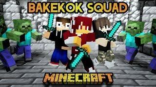 HYPIXEL JADI MARKAS ZOMBIE !!! ft. BAKEKOK | Mini Games | Minecraft Indonesia