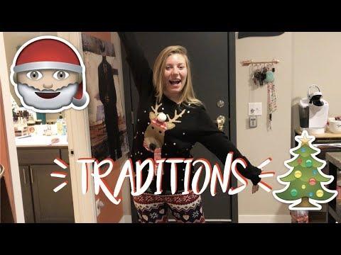 Christmas Traditions | VLOGMAS DAY 25