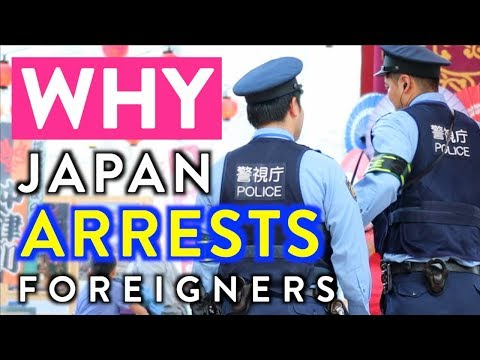 Xxx Mp4 Why Japan Arrests Foreigners 3gp Sex
