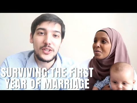 Q&A - MARRIED AT 20! | FIRST YEAR OF MARRIAGE
